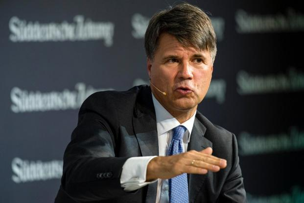 BMW CEO Harald Krueger is seeking to revitalize sales growth with new cars and upgrades after profitability fell to a six-year low in 2016 and sales slipped behind Mercedes-Benz for the first time in a decade. Photo: