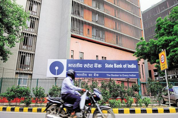 The State Bank of India has said it will be hitting the overseas debt market with a $1.5 billion dollar bond sale next financial year. Photo: Pradeep Gaur/Mint