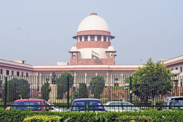 A file photo of Supreme Court. Photo: Mint