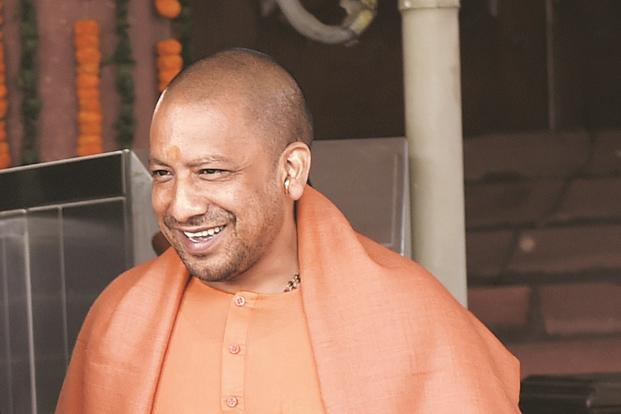 A file photo of Yogi Adityanath, the new chief minister of Uttar Pradesh. Photo: Hindustan Times