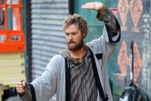 'Iron Fist' is a catastrophically bland series with an uninteresting protagonist.