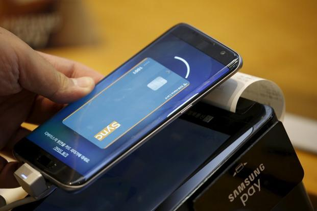 Samsung Pay is currently available in 14 countries including the US, China, Spain and Australia, with India and Sweden being the latest entrants. It was initially launched in August 2015 in South Korea. Photo: Reuters