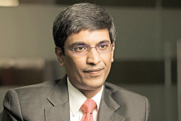 T.R. Ramachandran, group country manager, Visa India, and South Asia. Photo: Mint