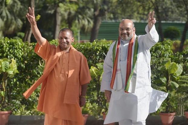 Yogi Adityanath orders closure of slaughter houses in Uttar Pradesh
