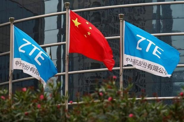 ZTE will immediately pay $892 million, while another $300 million in penalties are suspended for seven years. File photo: Reuters