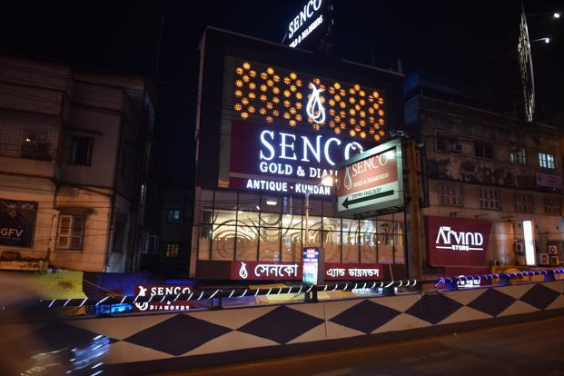 Senco Gold of Kolkata has admitted to some 8,500 transactions—where people converted their cash into gold jewellery—on 8 November, the day demonetisation was announced. Photo: Indranil Bhoumik/Mint