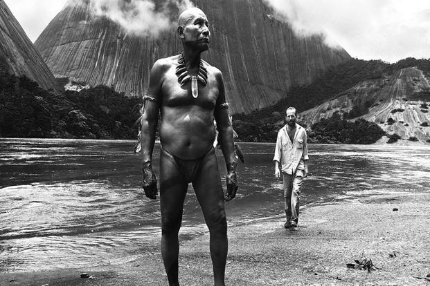A still from 'Embrace Of The Serpent'.