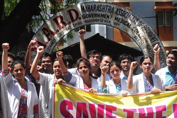 Maharashtra's resident doctors call off stir, resume duties
