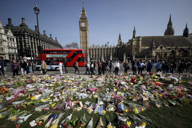 London attacker Khalid Masood was likely radicalized in prison. Photo: AP/PTI