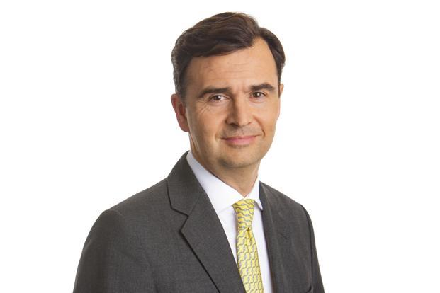 A file photo of Christian Ulbrich, global chief executive officer (CEO) and president, JLL.