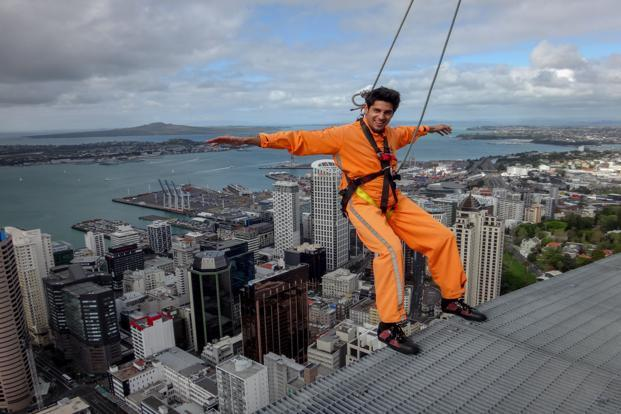 Tourism New Zealand, which targets independent professionals aged between 25-54 years, roped in actor Sidharth Malhotra (above) last year.