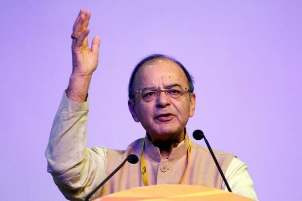 Finance minister Arun Jaitley. Photo: Reuters