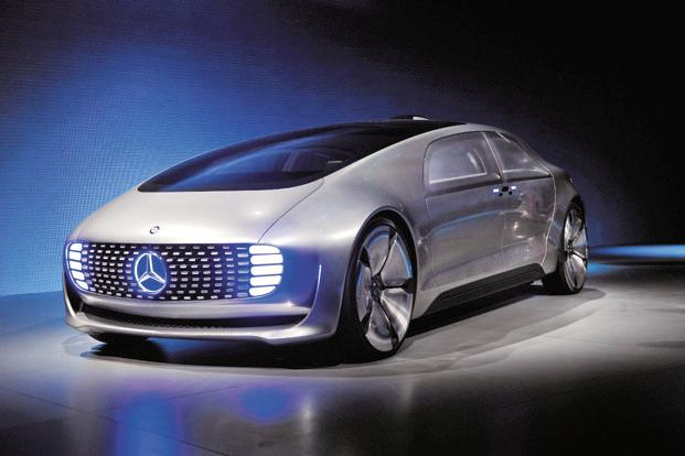 Mercedes Benz Hastens Shift To Electric Car As Combustion Era