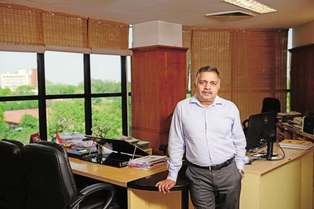 FSSAI CEO Pawan Kumar Agarwal says the CAG audit also includes the food safety offices in the states. Photo: Pradeep Gaur/Mint