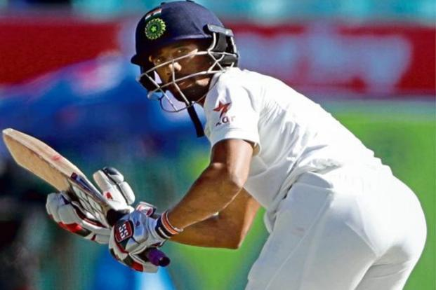 Saha finished third in batting averages among Indians in the series against Australia. Photo: PTI