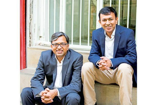 Pravega Ventures founders Rohit Jain and Mukul Singhal.