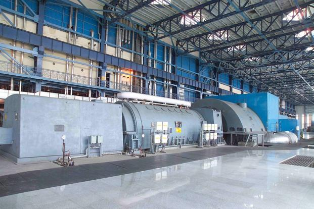 Bharat Heavy Electricals Ltd's plant in Rihand, Uttar Pradesh. Bhel also plans to enter the maintenance, repair and operations (MRO) business for aircraft engines.