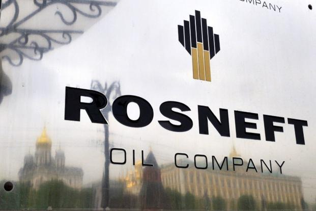A Rosneft spokesman confirmed on Friday that the timing of the deal's completion had moved. Photo: AFP