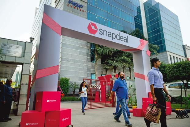 Due to cash cruch and massive write-down in valuations, Snapdeal has reduced costs by 60%. Photo: Mint