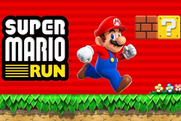 Super Mario Run Is an offline game and works on the most basic Android phones.