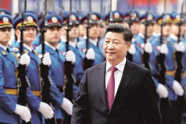 President Xi Jinping is the Big Brother with lots of little brothers insuring proper thoughts and actions. Photo: Reuters