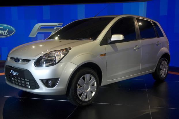 Ford India's domestic sales grew by 15% to 8,700 units last month as against 7,560 units in the same period a year ago. Photo: Mint