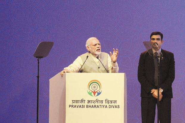 The steps taken by PM Narendra Modi's pro-business government, among many other factors, have contributed to respondent sentiment that the Indian government is the most active in the region in terms of improving the ease of doing business in the country, according to the survey. File photo: Mint