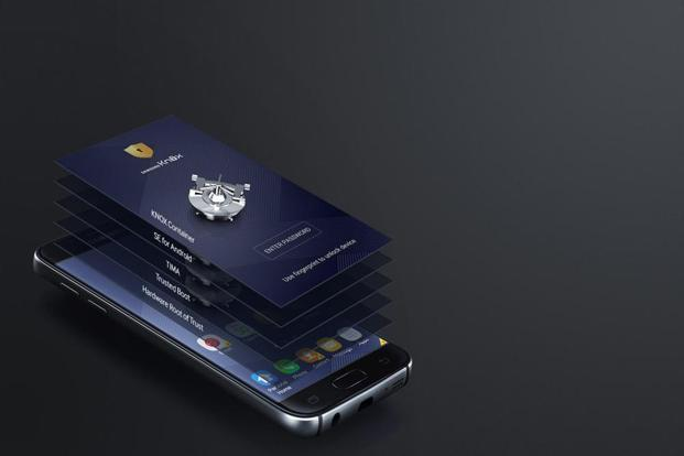 Samsung's forthcoming Galaxy S8 (starting from $720, or Rs46,800) will feature an upgraded version of the military-grade-standard security tool called Knox.