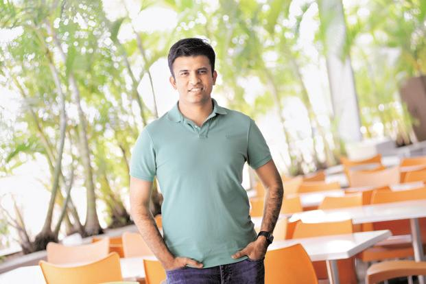 Practo co-founder and CEO Shashank N.D. Photo: Hemant Mishra/Mint