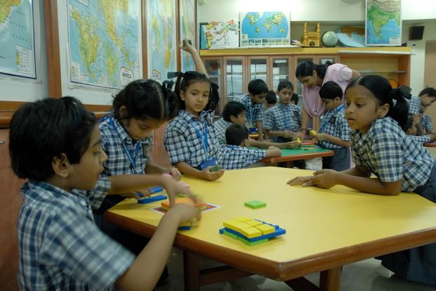 A reworking of the schooling system at a fundamental level is required to ensure that the teacher inculcates learning or mastery goals rather than performance goals. Photo: Mint