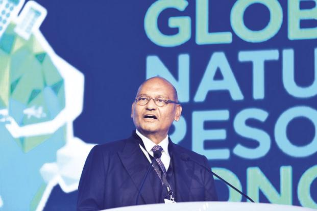 In March, Anil Agarwal announced the planned purchase of about 13% of Anglo American's stock in an investment by his holding company Volcan Investments Ltd, making him the second-largest shareholder in the $26 billion company. Photo: Pradeep Gaur/Mint