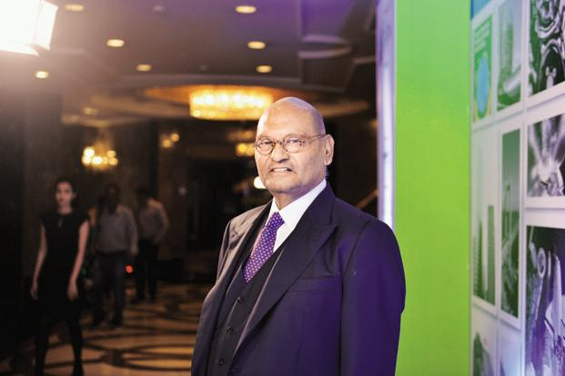 Anil Agarwal, group chairman, Vedanta Resources. Photo: Pradeep Gaur/Mint