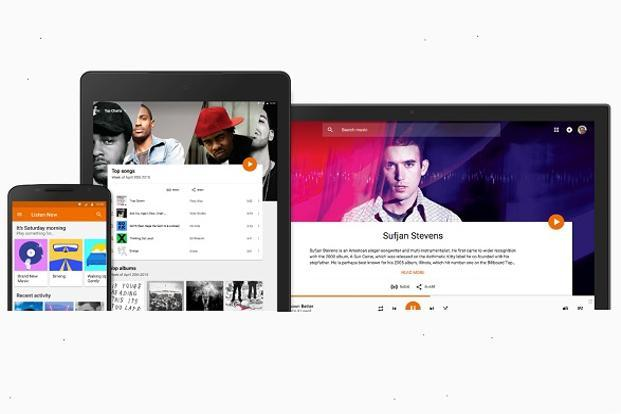 Indian users can access the streaming service on the Play Music app on their Android phones, Apple iPhones and the Play Music website at a monthly subscription fee of Rs89.