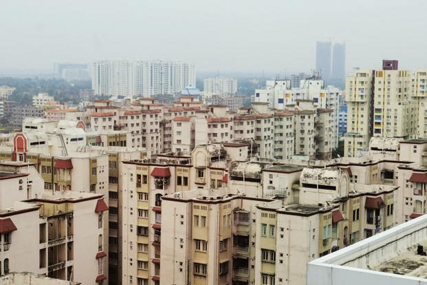 For developers, a pick-up in real estate investment trusts is expected to free up capital that can be used to lower costs. Photo: Indranil Bhoumik/Mint