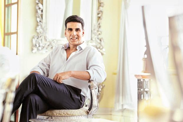 A file photo of Bollywood  actor Akshay Kumar.