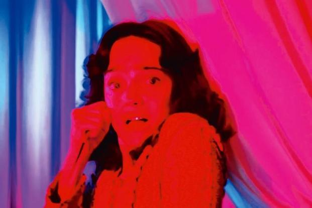 A still from Dario Argento's 'Suspiria', scored by Goblin.