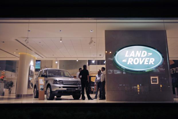 Retail sales for JLR went up by 83% to 1,72,848 units in the financial year, primarily driven by the successful introduction of the F-PACE and solid sales of the XE and XF. Photo: Bloomberg