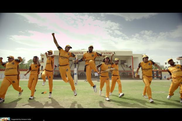 Amazon along with advertising agency Ogilvy & Mather created a fictional cricket team called Chonkpur Cheetahs for its ad campaign this IPL season.