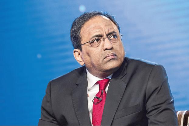 S.N. Subrahmanyan, the new CEO of Larsen and Toubro (L&T). Photo: Bloomberg