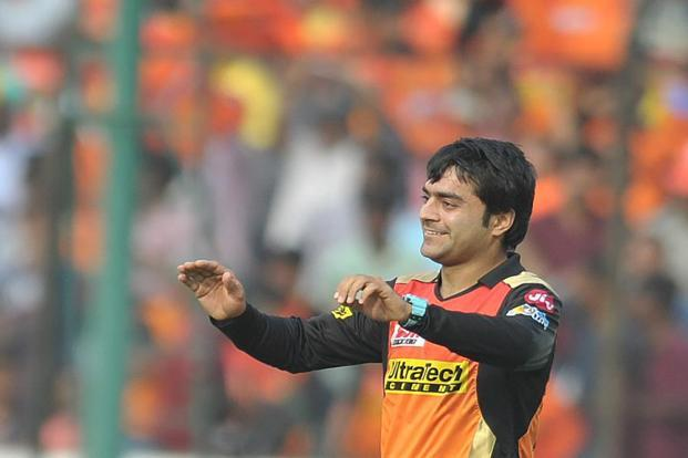 Sunrisers Hyderabad raised eyebrows by splurging Rs40 million ($620,780) in February's auction to land the unheralded leg-spinner, Rashid Khan, from Afghanistan. Photo: AFP