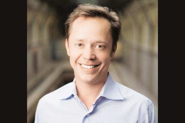 Brock Pierce, founder and managing partner of Blockchain Capital and chairman of the Bitcoin Foundation.