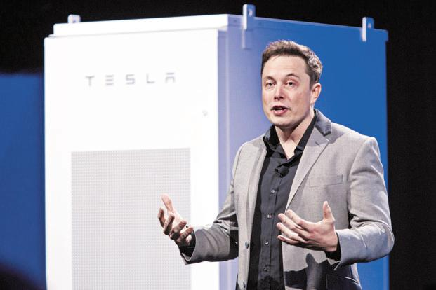 Tesla usurped General Motors a week after conquering Ford and spurring debate over the relative value of Elon Musk's company compared with some of the world's top-selling automakers. Photo: Bloomberg