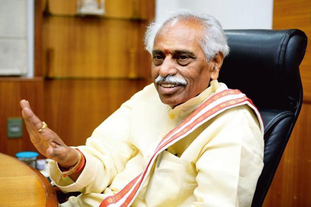Labour minister Bandaru Dattatreya didn't provide any timeframe to roll out the settlement. Photo: Mint