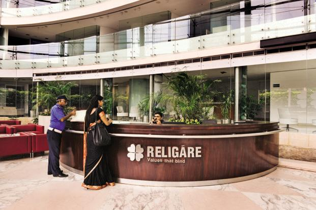 Religare Enterprises said the transaction marks the single largest investment in a standalone health insurance company in India. Photo: Pradeep Gaur/Mint