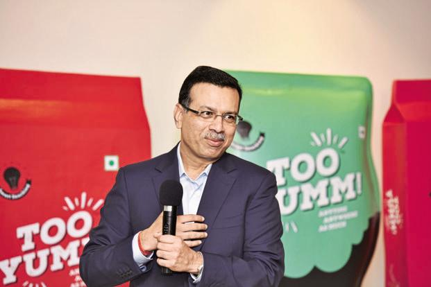 RP-Sanjiv Goenka group MD Sanjiv Goenka. Chairman Sanjiv Goenka has set an ambitious target of scaling up the new business to generate $1 billion in revenue within five years.