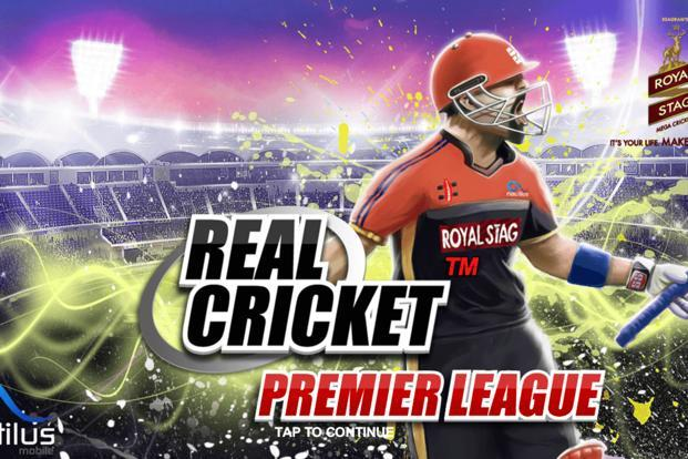 'Real Cricket' games has another spin-off game that focuses only on the Indian Premier League.