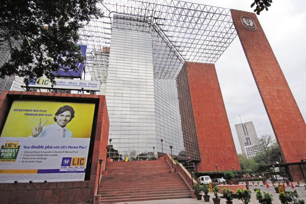 LIC is going slow on equity purchases as its focus is on raising annuity and pension business rather than equity-linked insurance products. Photo: Mint