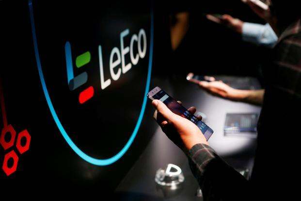 LeEco is said to have generated US revenue of less than $15 million last year after its US debut in October, compared to an original goal of $100 million. Photo: Reuters