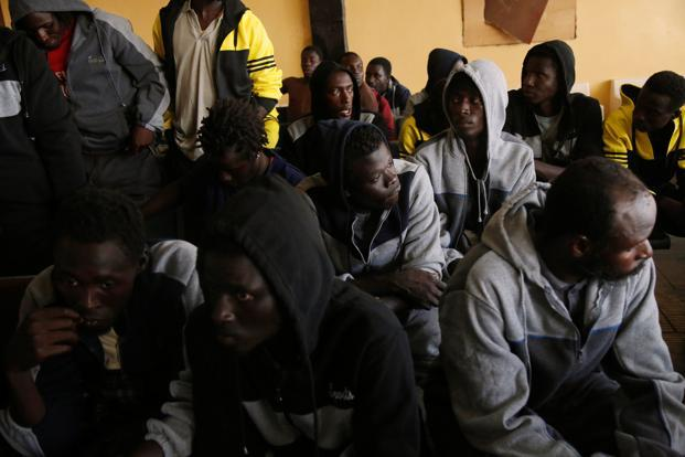 a look at the forced migration of african slaves