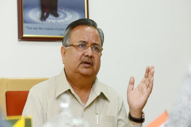 Raman Singh announces liquor prohibition in Chhattisgarh